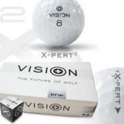 Vision X-Pert2 Golfball