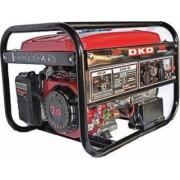 Generator electric pe benzina LB 3500E 3 KW rezervor 15 L pornire electrica
