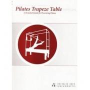 Sissel Manuale B.B.U. Pilates Trapeze Table, inglese