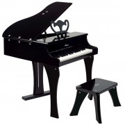 Hape Happy Grand Piano Black E0320