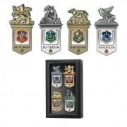 Set 4 semne de carte Harry Potter - Original