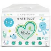 Luiers Wegwerp Eco 1-2 (3-6kg) Size 1-2 (3-6kg)