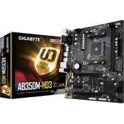 Gigabyte GA-AB350M-HD3 moederbord Socket AM4 AMD B350 Micro ATX