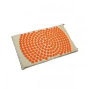 Tapis Fleur de Vie Shantimat Tapis d'acupression Fleur de Vie Shantimat orange