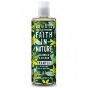 Faith in Nature Tengeri hínár és citrus sampon - 400ml