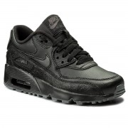 Pantofi NIKE - Air Max 90 Ltr Se GG 897987 001 Black/Black/Dark Grey