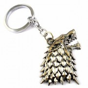 Game Of Thrones Lannister Lion Metal Key Chain (Any Colour)