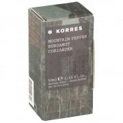 Korres Belgium Korres® Parfum Mountain Pepper Bergamot Coriander 50 ml 5203069049552