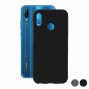 Huawei Mobilhölje Huawei P20 Lite KSIX Flex Stone - Färg: Grå