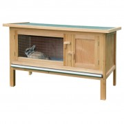 Kerbl Rodent House Fred Wood Brown 82816