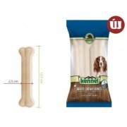 KENNEL CHEWING BONES WHITE CHEWY BONES 12,5 CM (2db) 100g
