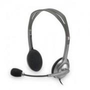 Logitech Słuchawki z mikrofonem Logitech H110