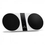 F4 Stereo Altoparlante Bluetooh USB AUX FM A Batteria max 40w