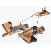 Star Wars Episode I Sebulbas Pod Racer w/Spring-Out Spinning Blade! & Exclusive Sebulba Figure Set