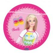 Barbie thema feestje bordjes