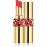 Yves Saint Laurent Rouge Volupté Shine Oil-In-Stick hydratisierender Lippenstift Farbton 82 Orange Crêpe 3,2 g