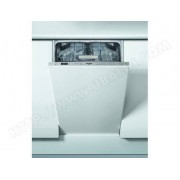 WHIRLPOOL Lave vaisselle tout integrable 45 cm WSIO3T223PEX