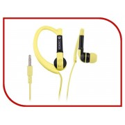 Canyon Sport Earphones Yellow CNS-SEP1Y