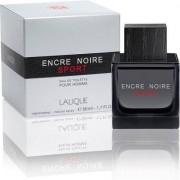Lalique Perfume Masculino Encre Noire Sport EDT 50ml - Masculino-Incolor
