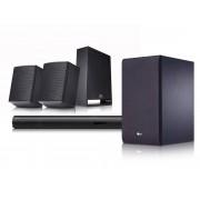 LG Barra de Sonido LG SJ4R (300 W - Canales: 4.1 - Subwoofer: inalámbrico - Bluetooth)