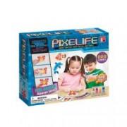 Puzzle Pixelife seria Aquarium - 800 de piese