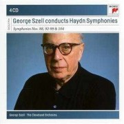 Symphonies nos.88,92-99 & 104 - George Szell conducts Haydn Symphonies (4CD)