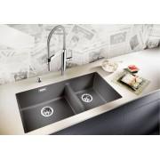 BLANCO SUBLINE 480/320-U gránit mosogatótálca – alumetál