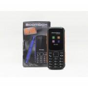 Celular Boombox B103 1.8 Dual Sim Uso Rudo resistente caídas anciano