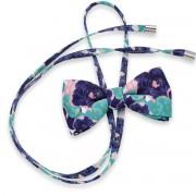 Női íj nyakkendő val vel virágos minta 10595