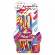 Ceruza színes szóló varázs- ceruza,4db/bliszter,4színű bél,jumbo