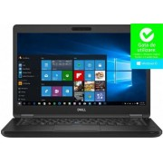"Laptop Dell Latitude 5490 (Procesor Intel® Core™ i5-8350U (6M Cache, up to 3.60 GHz), Kaby Lake R, 14"" FHD, 8GB, 256GB SSD, nVidia GeForce MX130 @2GB, Win10 Pro, FPR, Negru)"