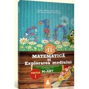 Matematica si explorarea mediului - auxiliar clasa a II-a, partea 1 (dupa varianta M-ART)