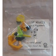 Daffy Duck Looney Tunes Shell Gas Exclusive Pvc Figure Promo Toy