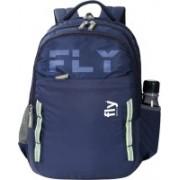 Fly fashion Casual Backpack men Backpack women Backpacks for college men 32 L Laptop Backpack(Blue)