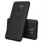 Capa de TPU Xiaomi Pocophone F1 Shock Block - Preto