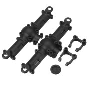 Front And Rear Axle Universal Case For PRC 1/18 RC Crawler QX-4 Remote Control Car Bulk Parts