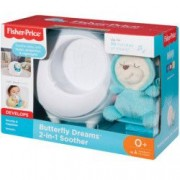 Jucarie interactiva Fisher-Price Butterfly Dreams 2in1 Sooter