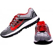 Begone Teddy Red Running Shoes For Men(Red)