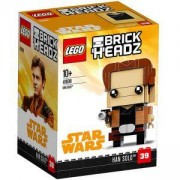 Конструктор Лего Брикхедз - Хан Соло, LEGO BrickHeadz - Han Solo, 41608
