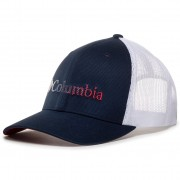 Шапка с козирка COLUMBIA - Mesh Snap Back Hat 1652541 Navy/Whit 470