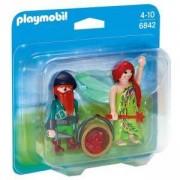 Фигурки Плеймобил 6842 - Елф и джудже, Playmobil, 2900120
