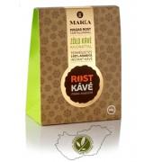 Rost tartalmú, zöld kávé kivonatot tartalmazó 100% arabica instant kávé - MAKKA Rost Kávé
