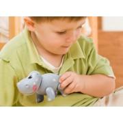 Tolo - Jucarie Animal Safari First Friends - Hipopotam