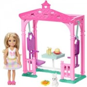 Кукла Barbie - Игрален комплект Челси с аксесоари, налични 2 модела, 1710081