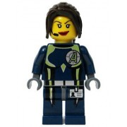 Agent Trace - LEGO Agents 2 Figure