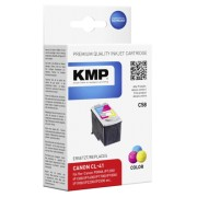 KMP C58 ink cartridge color compatible with Canon CL-41