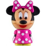 Zeztee Cartoon Character shape 16 GB OTG Drive(Pink, Type A to Micro USB)