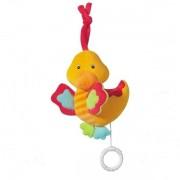 Jucarie muzicala Ratusca - Brevi Soft Toys