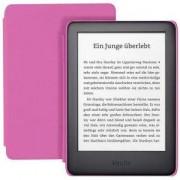 Електронен четец за деца Kindle Kids Edition, 10 Generation – 2019, 6 инча, 8GB, достъп до повече от хиляда книги, розов калъф