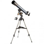Telescop refractor Celestron Astromaster 90EQ 21064